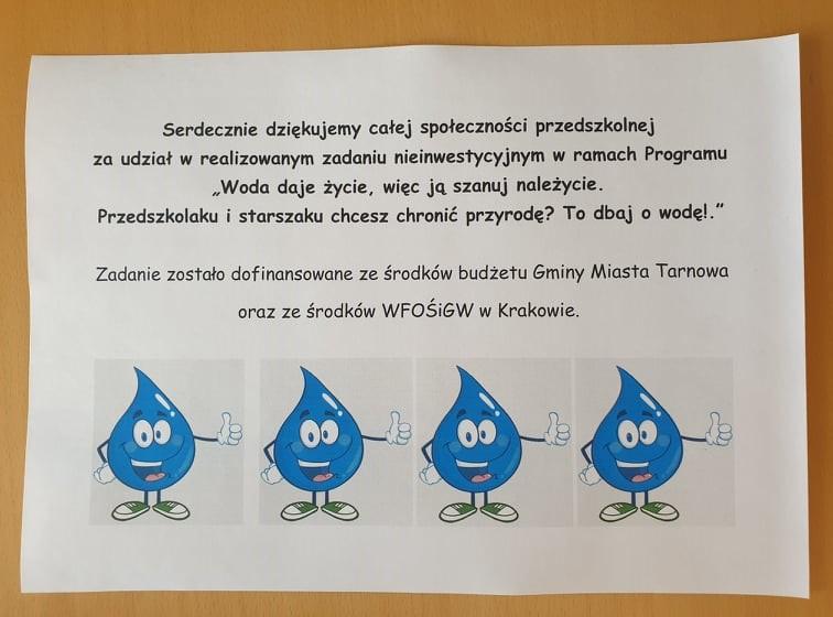 Woda daje życie